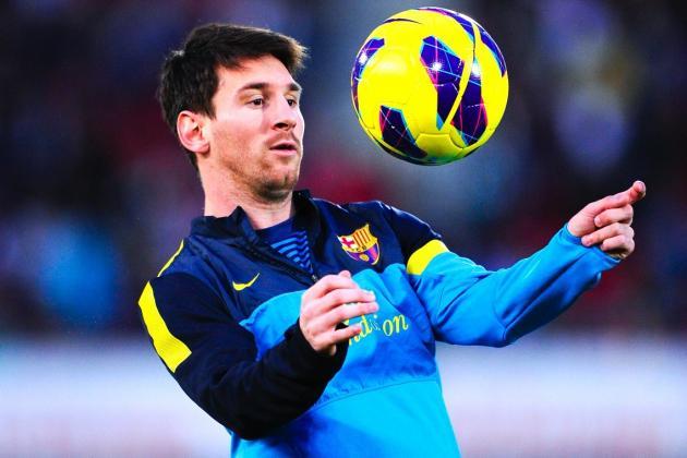 Lionel Messi, Cristiano Ronaldo, Andres Iniesta Announced Ballon d'Or Finalists