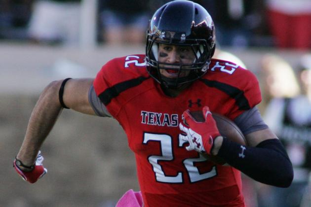 Injured Texas Tech Tight End Jace Amaro Announces He's Been Medically Cleared
