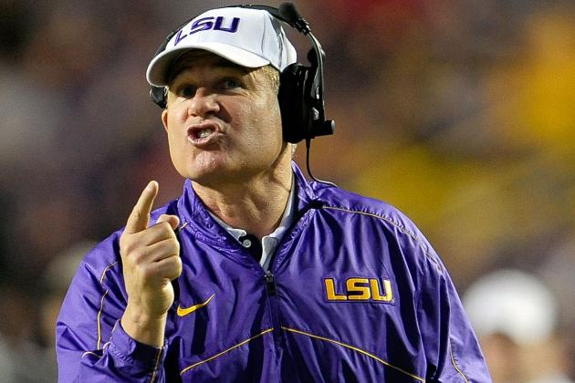 Les Miles Extension: When Will an Athletic Director Call a Coach's Bluff?