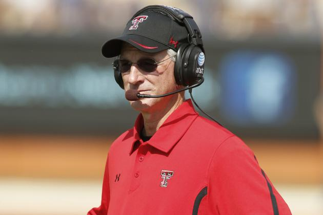 The Nominees Are In: Texas Tech's Tuberville