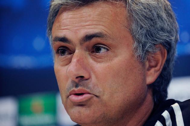 Real Madrid Boss Jose Mourinho Declares Love for Inter Milan