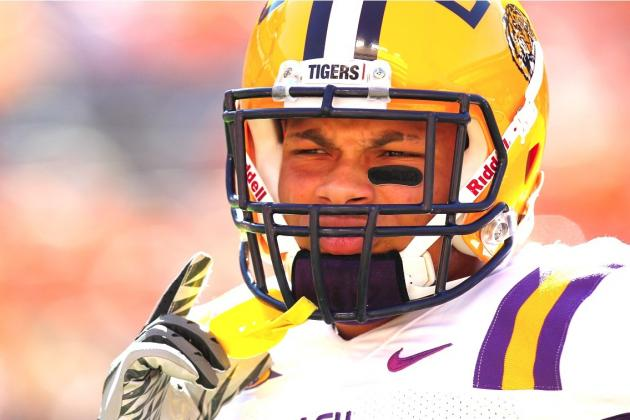 Tyrann Mathieu: Honey Badger Reportedly Will Declare for 2013 NFL Draft