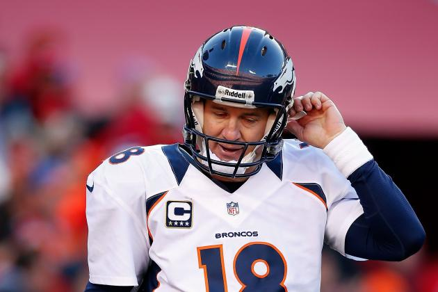Peyton Manning Is Clear Choice for NFL MVP