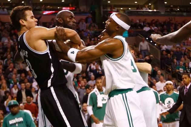 Lead Referee Explains What They Saw, Decisions on Nets/Celtics Fight