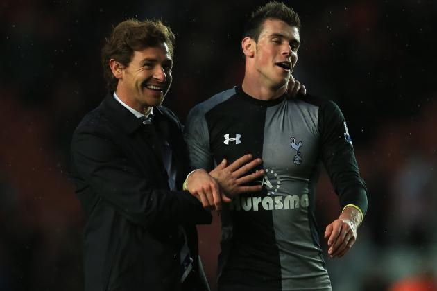 Andre Villas-Boas Admits Gareth Bale May Exit Spurs