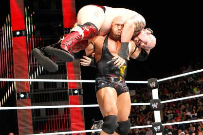 Ryback and WWE's Search for the Unstoppable Big Man in 2012