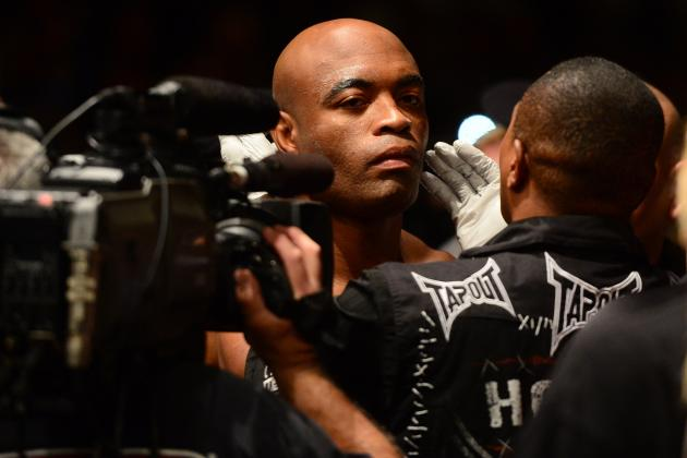 Anderson Silva's Conditioning Coach: Fighting GSP at 170 Would Be a 'Crime'