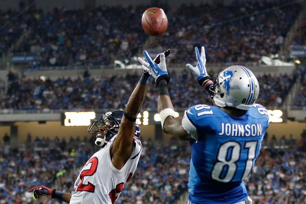 Calvin Johnson Named NFC Offensive Player of the Month
