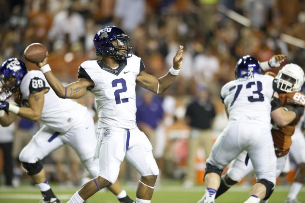 Oklahoma's Next, but Big 12 Hasn't Been Big Problem for TCU so Far