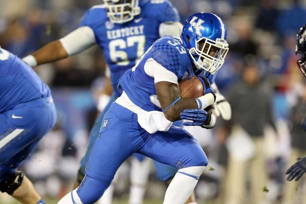 Kentucky Wildcats Football: Paradigm Shift
