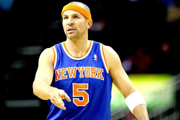 Jason Kidd Injury: Updates on Knicks PG's Back