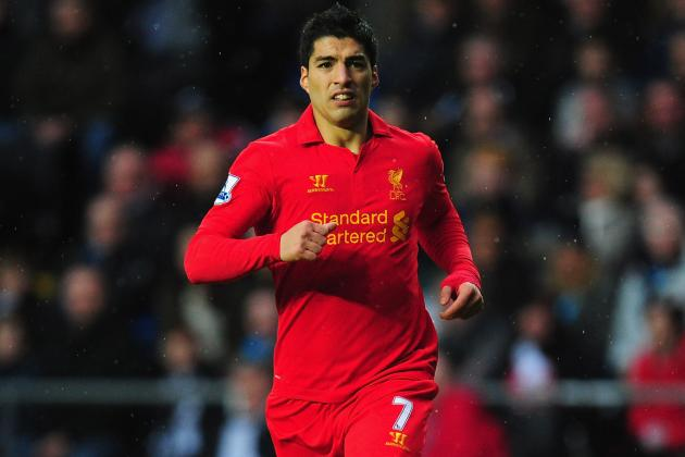 Suarez Named on World XI Shortlist