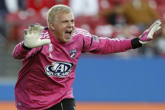 Hartman Unlikely to Return to FC Dallas