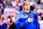 Dirk Returns to Practice