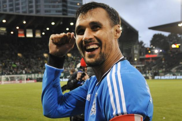 San Jose Earthquakes' Chris Wondolowski Named MLS MVP