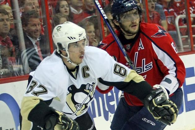 NHL Lockout 2012: KHL Should Be Only Overseas League Sidney Crosby Considers