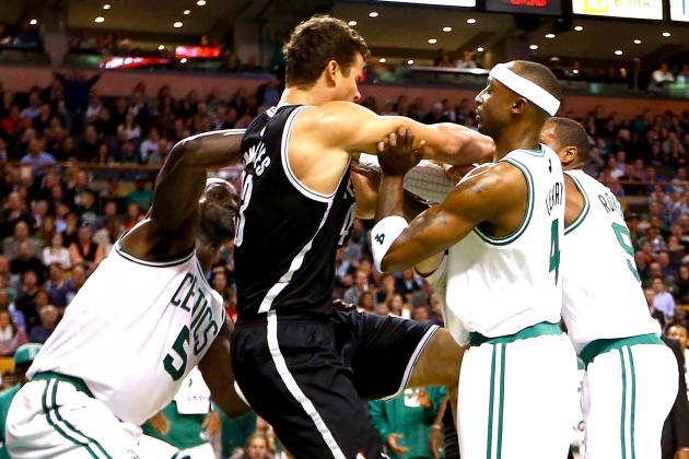 Doc Rivers Must Use Rajon Rondo vs. Kris Humphries Fight to Motivate Celtics