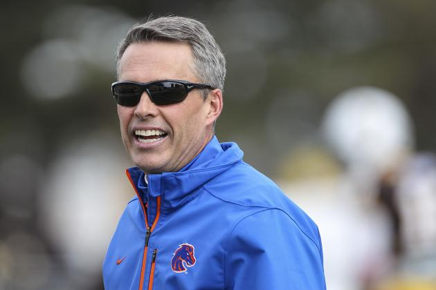 Boise State's Chris Petersen Isn't the Right Fit for Cal