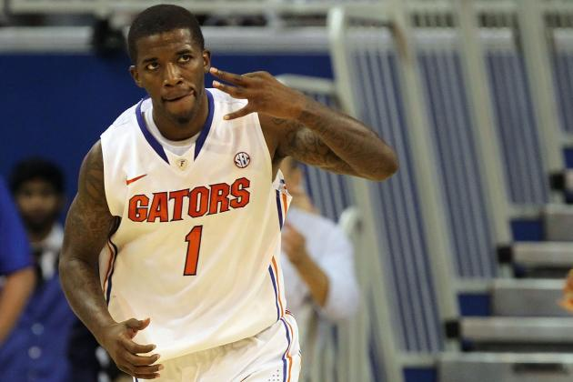 Gators Basketball Team Face Challenging Stretch