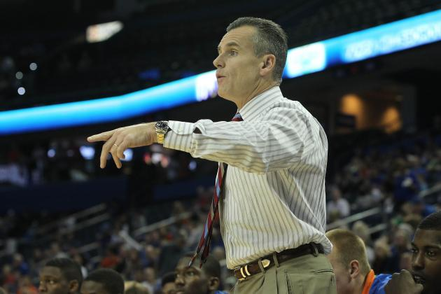 Florida Eyes More Balanced Marquette