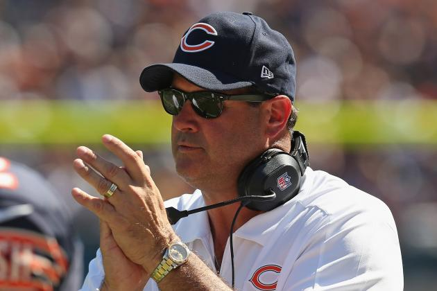 Bears Weekly Progress Report: Tice and the Chicago O-Line Control Bears' Destiny