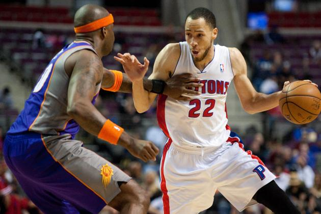 Detroit Pistons Score Biggest Rout in Nearly Five Years, by 40 Over Suns