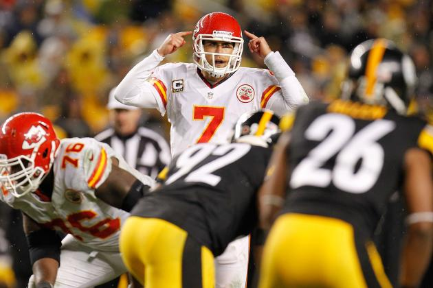 Breaking Down the Kansas City Chiefs' Red-Zone Problems