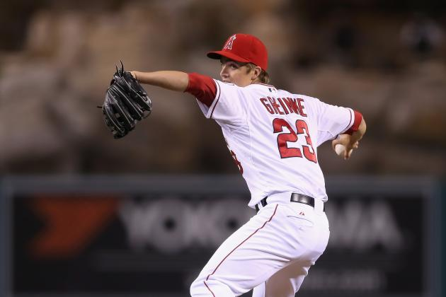 Angels Aren't Willing to Keep Up with Dodgers for Greinke