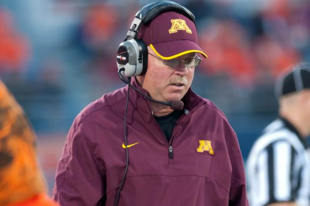 Gophers AD: Kill's Seizures Manageable for Program
