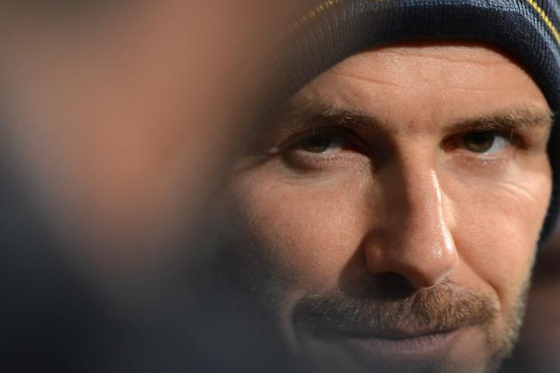 David Beckham Reportedly Set for Talks with Monaco