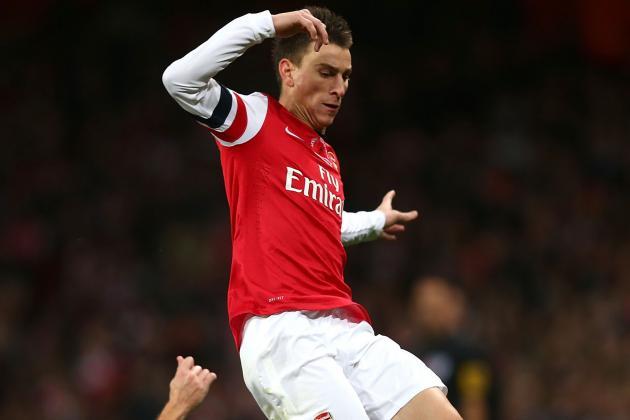 Arsenal Defender Laurent Koscielny Set for Three Weeks out Injured
