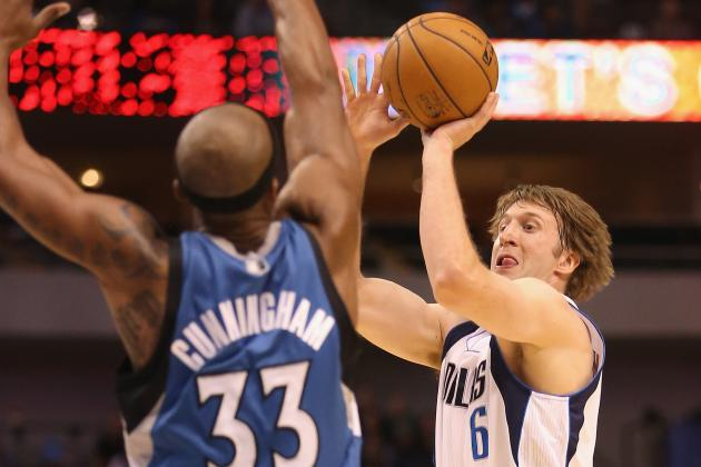 Sources: Mavs Will Release Troy Murphy