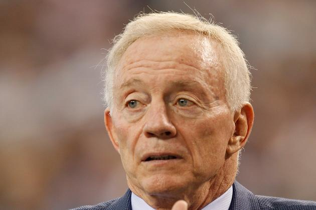 Cowboys Face Tough Cap Situation in 2013