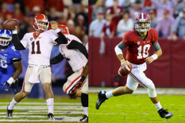 SEC Championship 2012: Alabama vs Georgia Spread, BCS Impact and Predictions
