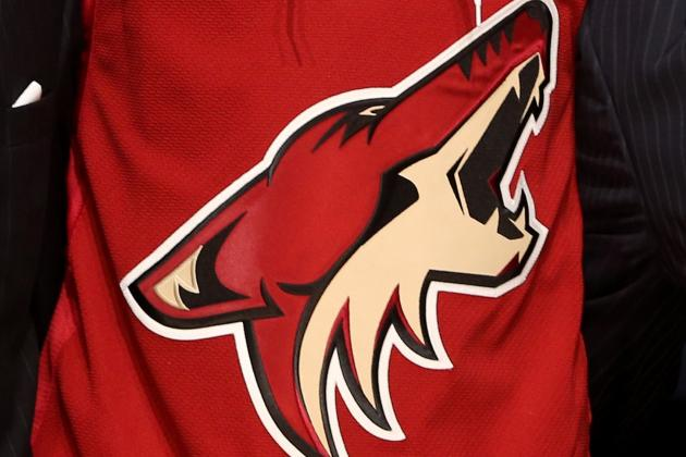 Phoenix Coyotes Could Have Name Change Coming with New Lease