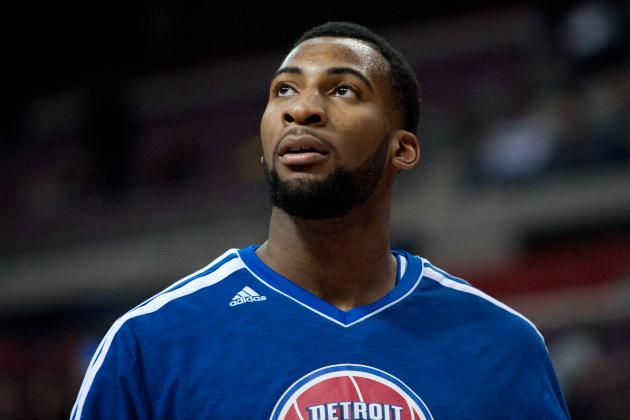 Pistons Rookie Andre Drummond Showing Potential