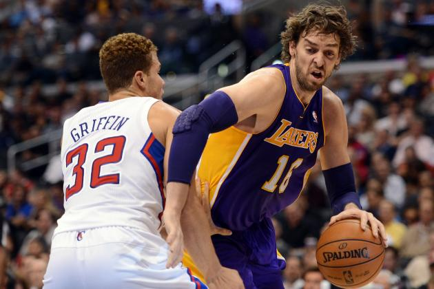 Lakers Rumors: L.A. Wise Not to Seek Pau Gasol Trade