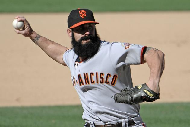 Brian Wilson Rumors: Are the Red Sox or the Dodgers the Top Fit for Him?