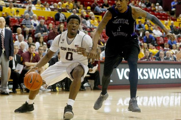 Arizona State Basketball: Senior Carrick Felix Leads Sun Devils to 5-1 Record
