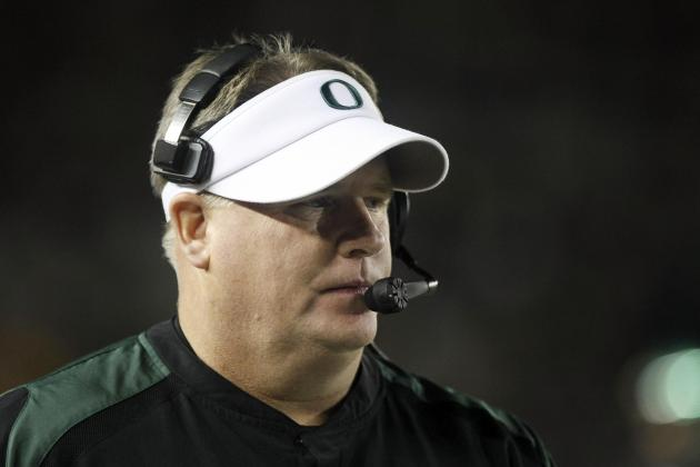 Ducks Take Recruiting Push into January