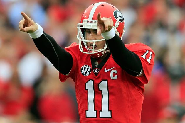 SEC Championship 2012: Aaron Murray Is Most Important Player on the Field