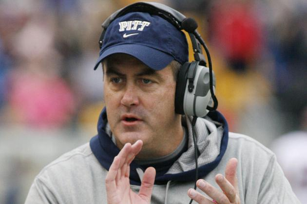 Pitt WR Tinker Embraces Opportunity with 1st Touchdown vs. Rutgers
