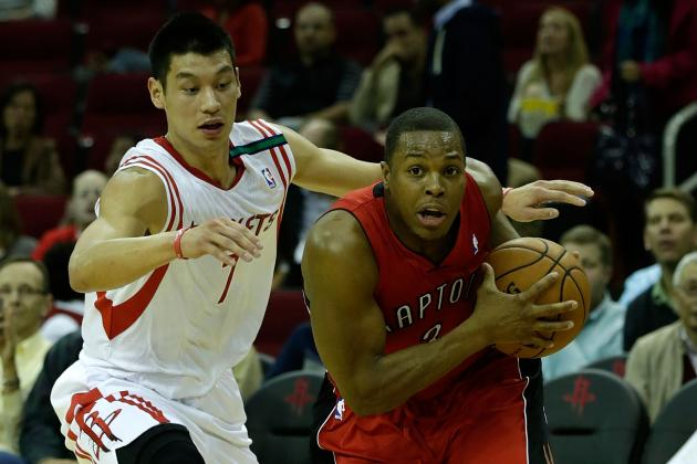 Kyle Lowry Says Toronto Raptors Are 'Five Feet Under'