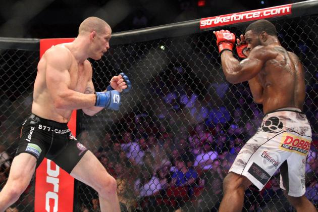Strikeforce Confirms January Card Lineup, Nate Marquardt as Main Event