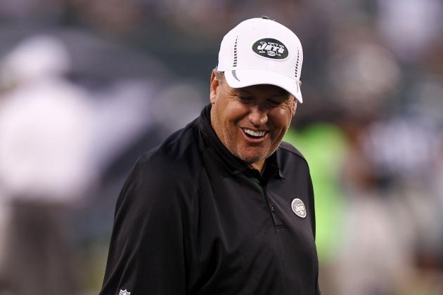 Rex Ryan Reiterates Confidence in Jets' Defense Despite Struggles