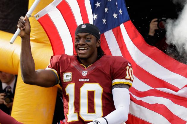 RG3 Passes Peyton Manning for Top NFL Jersey