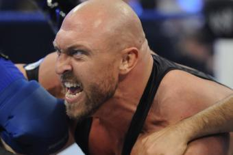 Could WWE Be Built Around Ryback After John Cena?
