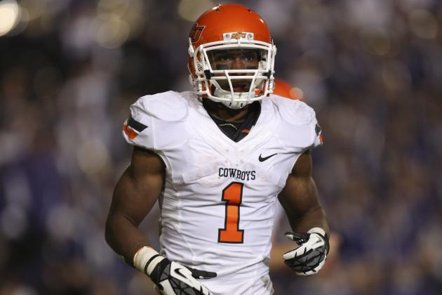 Oklahoma State Football: Joseph Randle Raising the Bar on Leadership