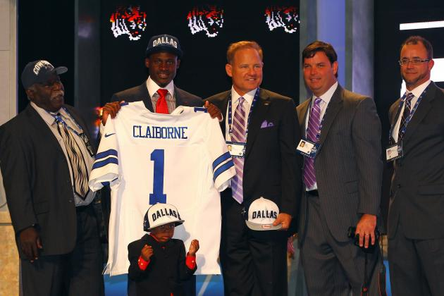 Why Dallas Cowboys Fans Should Be Happy With Morris Claiborne's Rookie Season
