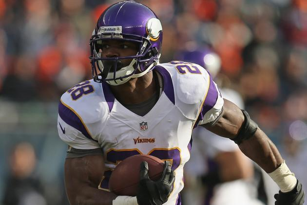 Why Was Adrian Peterson Late in Chicago? 'I Slept Through the Alarm'